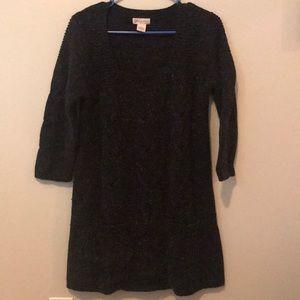 Dresses & Skirts - Black sweater dress